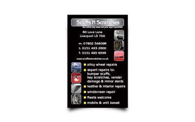 Scuff n Scratches